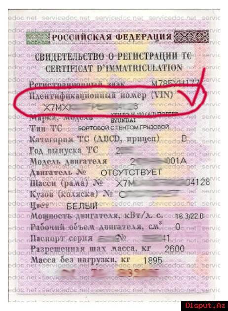 Как сделать свидетельство о регистрации тс