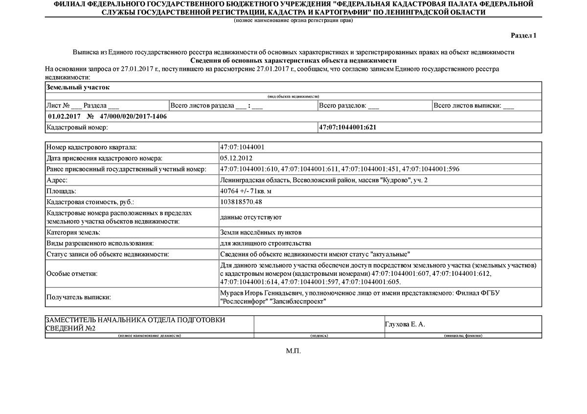 Выписка из ЕГРН через. - mfc-list.info